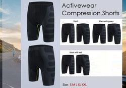 Activewear Compression Shorts
