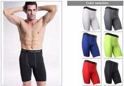 Y.E.L PRO Compression Shorts - Exercise Suit-Up! Clothing wear