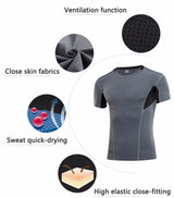 Activewear 2.0 Dri-fit Compression Tee