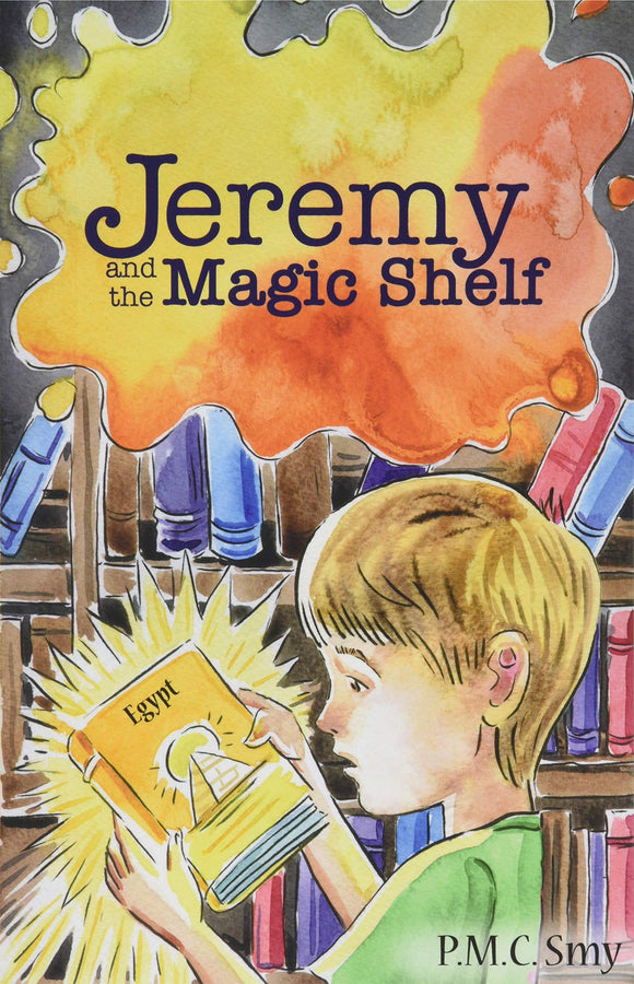 Jeremy and the Magic Shelf by Phil Smy
