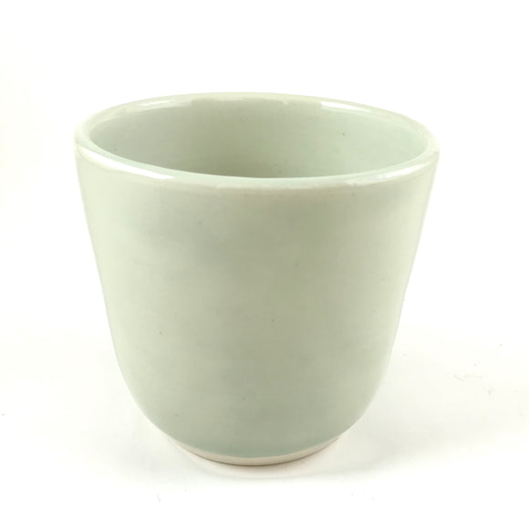 Pale Green Goblet