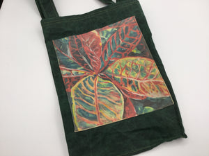 "SMALL TOTE BAG ""Croton"""