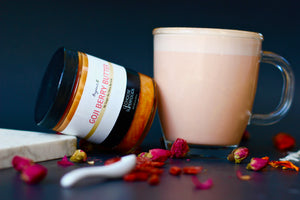 Goji Berry Beauty Latte