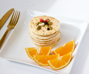 Easy and Healthy Pancakes