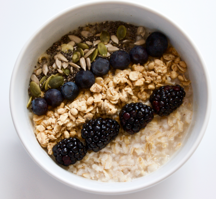 Basic Overnight Oatmeal