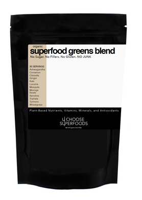 Superfood Greens Blend