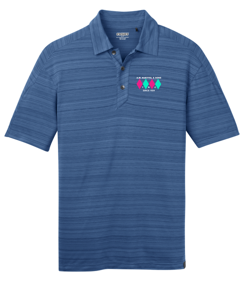OG116 OGIO® Elixir Polo with embroidered logo