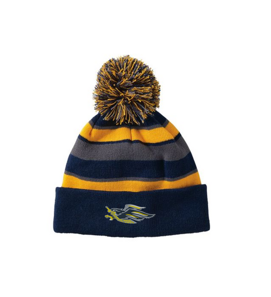 Hermantown COMEBACK BEANIE with Embroidered Logo