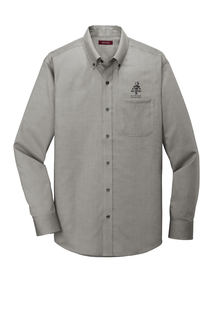RH240NEW Red House® Pinpoint Oxford Non-Iron Shirt