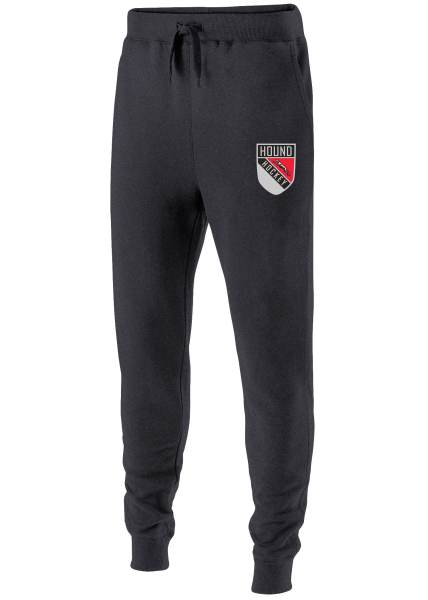 BC3727NEW Bella+Canvas ® Unisex Jogger Sweatpants with embroidered shield