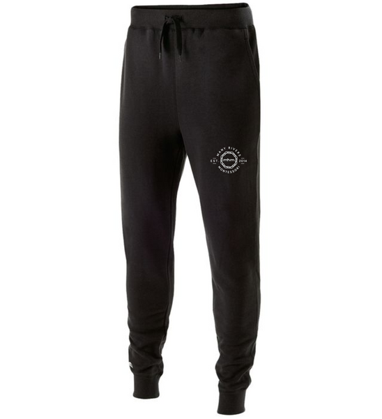 YOUTH 229648 60/40 FLEECE JOGGER with embroidered logo