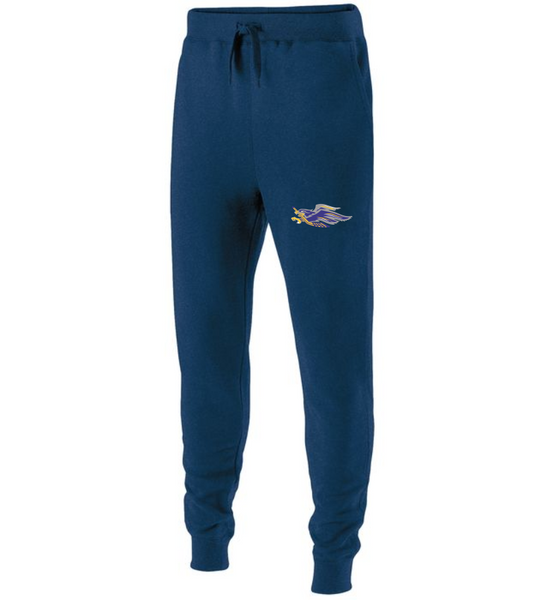 YOUTH HERMANTOWN 60/40 FLEECE JOGGER with embroidered logo