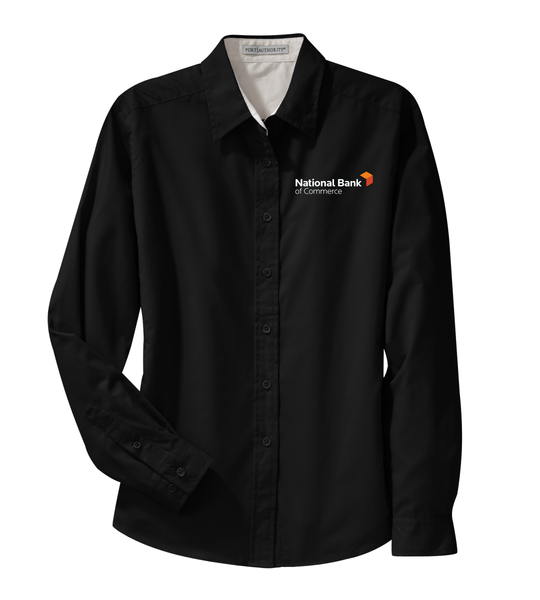 Ladies L608 Port Authority® Ladies Long Sleeve Easy Care Shirt