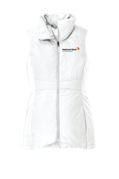 L903 Port Authority ® Ladies Collective Insulated Vest with Embroidered logo