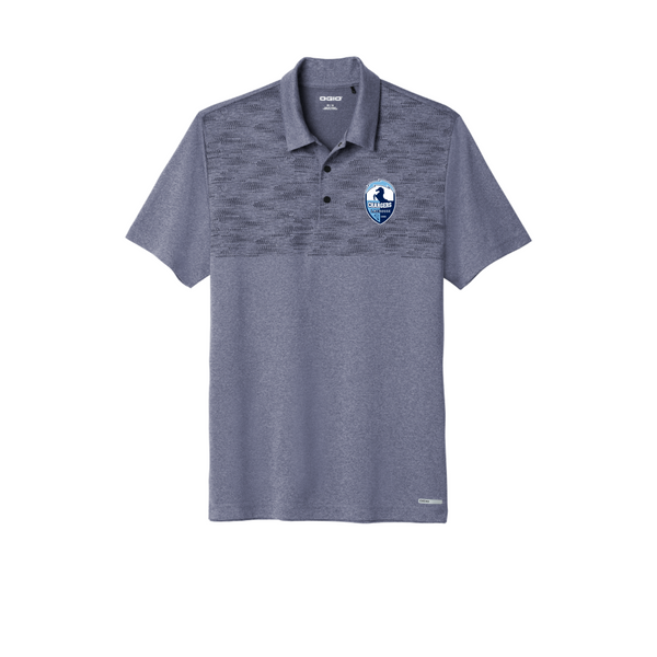 OG140 OGIO ® Gravitate Polo with embroidered logo