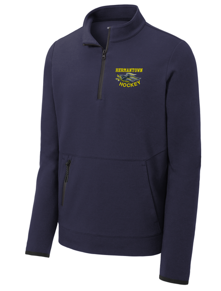 Hermantown Sport-Tek ® Triumph 1/4-Zip Pullover with embroidered logo