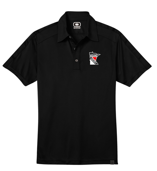 OG109 OGIO® - Hybrid Polo with embroidered logo