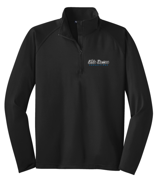MEN'S ST850 Sport-Tek® Sport-Wick® Stretch 1/2-Zip Pullover with embroidered logo
