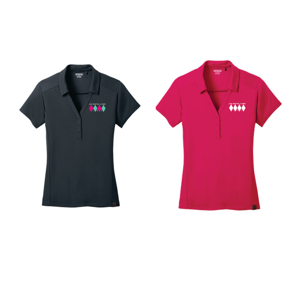 LOG125 OGIO® Ladies Framework Polo