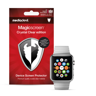Apple Watch 38mm (Series 3, 2 & 1) Screen Protector (Clear) | Magicscreen