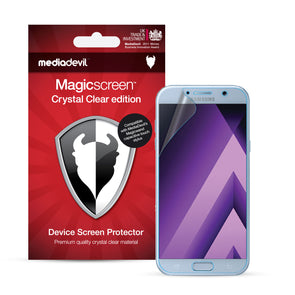 Samsung Galaxy A5 (2017) Screen Protector (Clear) | Magicscreen