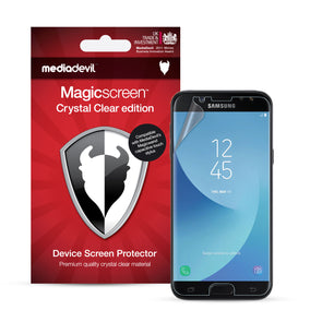 Samsung Galaxy J5 (2017) Screen Protector (Clear) | Magicscreen