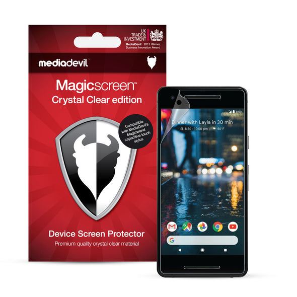 Google Pixel 3a XL Screen Protector (Ultra-Tough Edition, Glass-Free) | Magicscreen