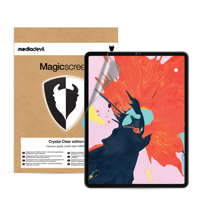 "iPad Pro 12.9"" (2018 / 2020) Screen Protector (Ultra-Tough, Glass-Free) 
