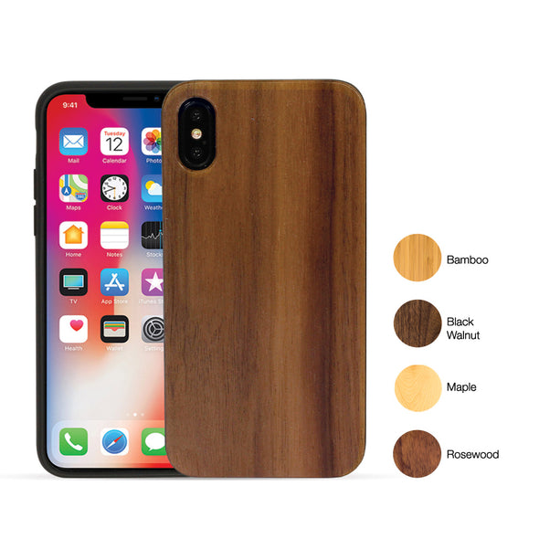 Apple iPhone X / XS Wood Case (Sustainably Sourced) | Artisancase