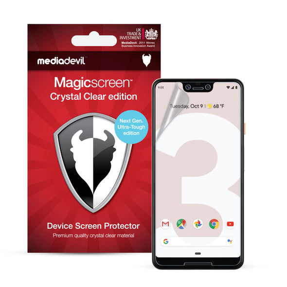 Google Pixel 4 XL Screen Protector (Ultra-Tough Edition, Glass-Free) | Magicscreen
