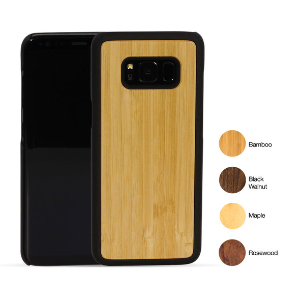 Samsung Galaxy S8+ Sustainably-Sourced Wood Case | Artisancase