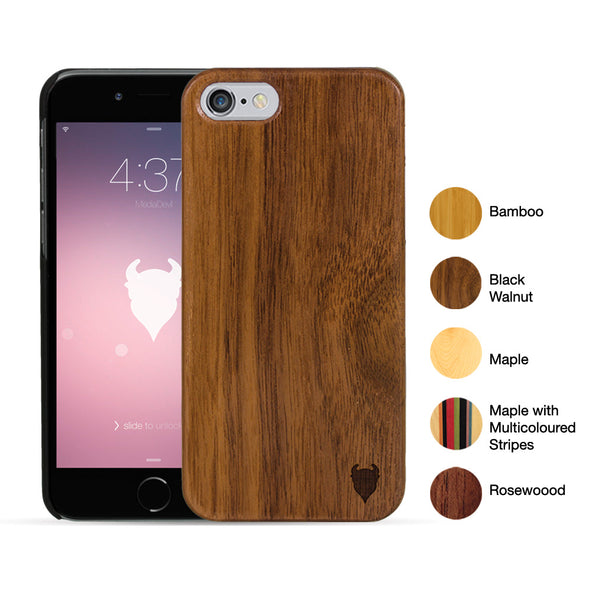 Apple iPhone 6/6s Wood Case (Sustainably Sourced) | Artisancase