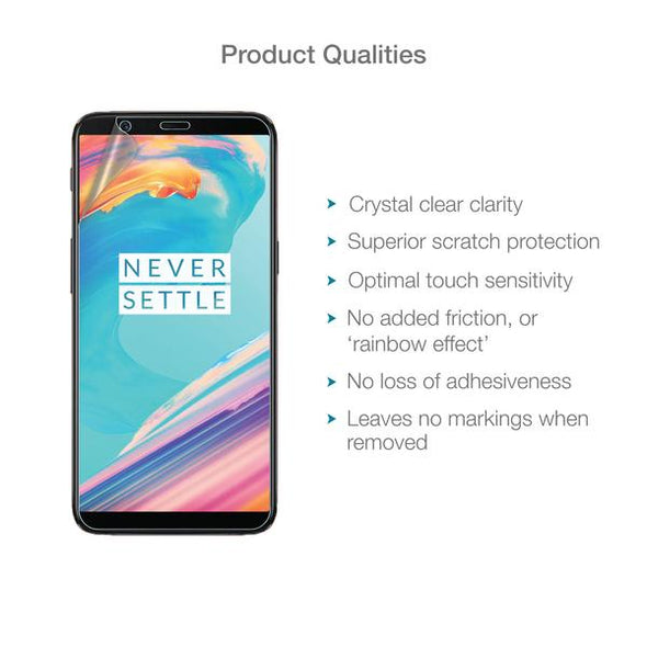 OnePlus 8T Screen Protector (Ultra-Tough, Glass-Free) | Magicscreen