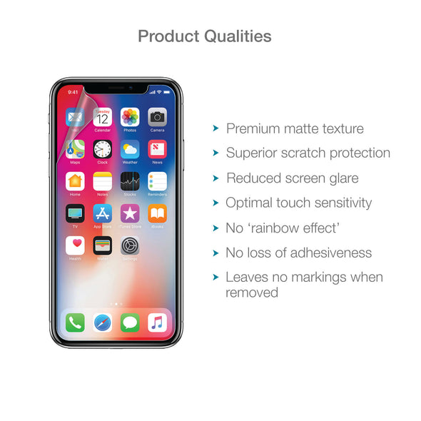 Apple iPhone XR (Anti-Glare) Screen Protector | Magicscreen