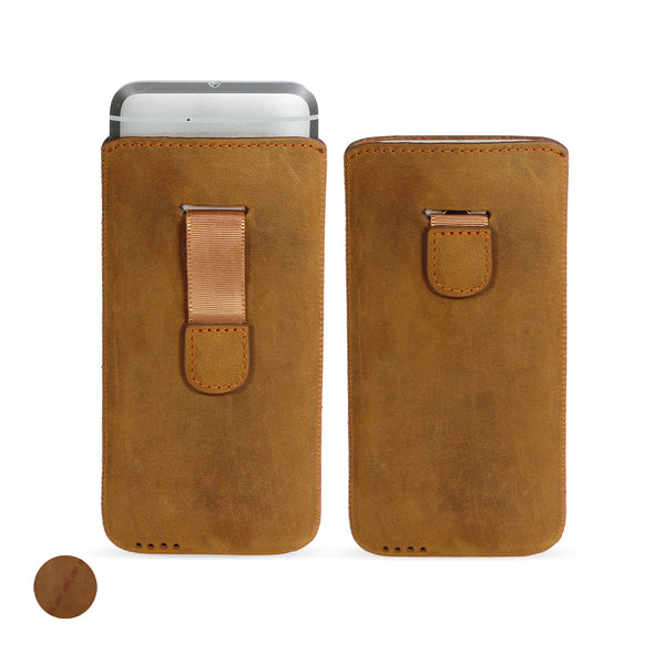 HTC 10 Genuine Leather Pouch Case | Artisanpouch