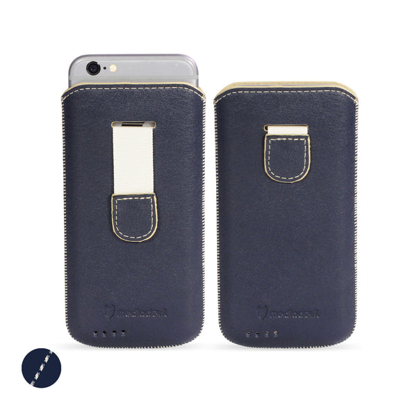 Apple iPhone 11 Pro Max Genuine European Leather Pouch Case | Artisanpouch