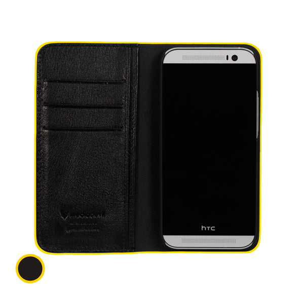 HTC One 2014 (M8) Geniune Leather Case with Stand | Artisancover