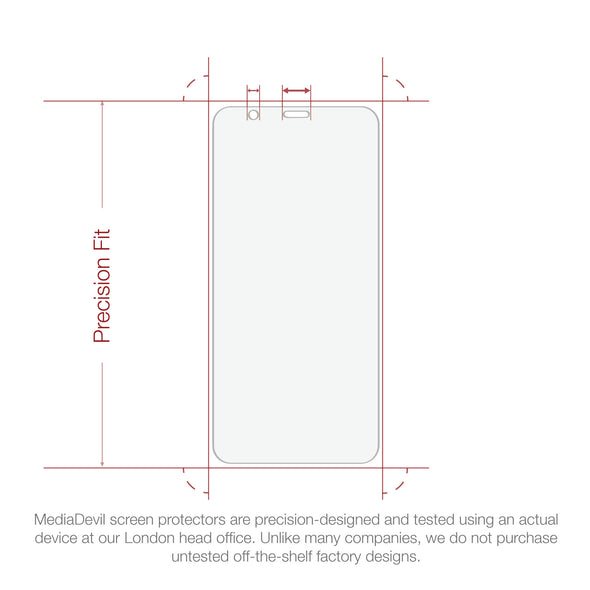 OnePlus 5T Screen Protector (Clear) | Magicscreen