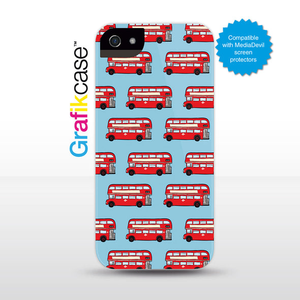 Grafikcase case: London Buses
