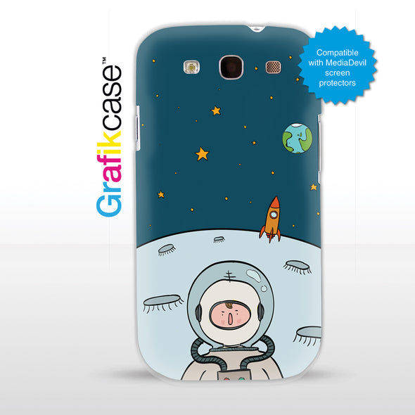 Grafikcase case: Spaceman