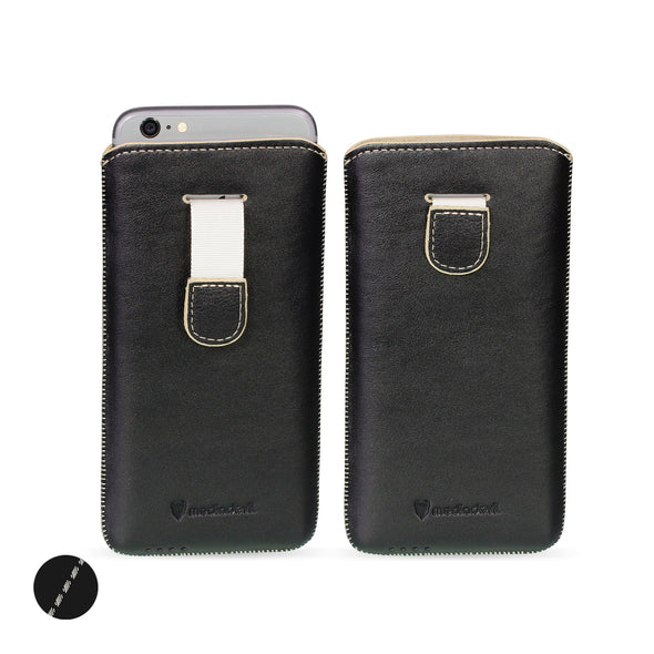 Apple iPhone 11 Genuine European Leather Pouch Case | Artisanpouch