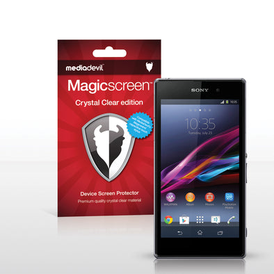 Sony Xperia Z1 Screen Protector (Clear) | Magicscreen