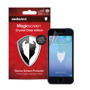 Apple iPhone SE/5s/5c/5 Screen Protector (Clear) | Magicscreen