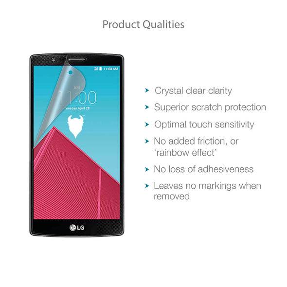 LG G4 Screen Protector (Clear) | Magicscreen