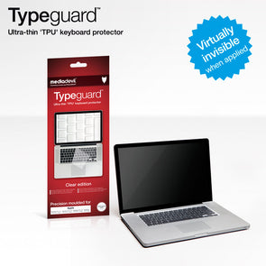 MediaDevil Typeguard keyboard protector for the Apple MacBook and MacBook Pro