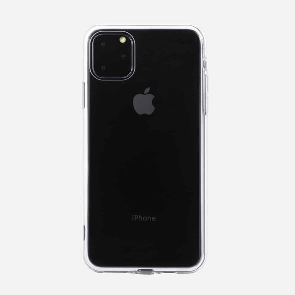 Apple iPhone 11 Pro Max Reinforced Gel Case (Clear)