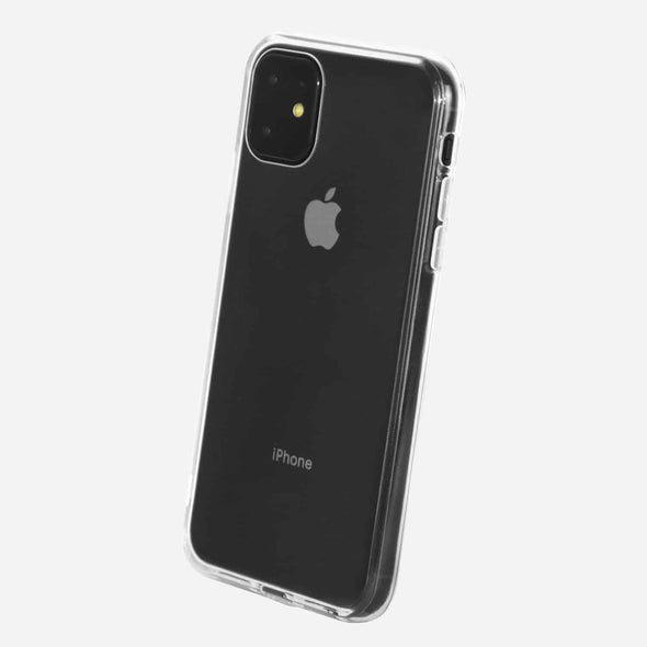 Apple iPhone 11 Reinforced Gel Case (Clear)
