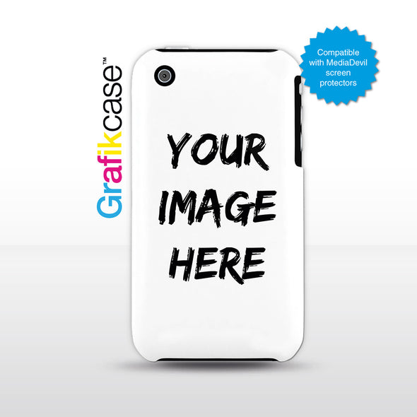 Grafikcase Personalised Cases - Glossy edition - Apple iPhone 3G/3GS
