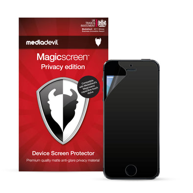 iPhone SE (1st Gen) & iPhone 5/5s/5c Privacy Screen Protector | Magicscreen