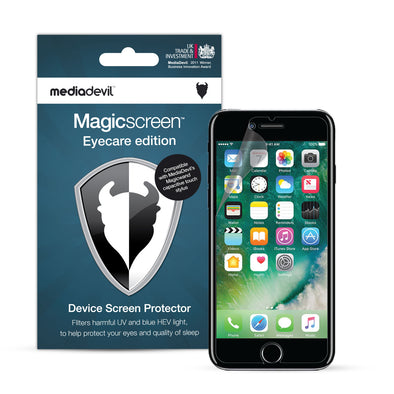 Magicscreen screen protector - Eyecare Edition - Apple iPhone 7 & iPhone 8